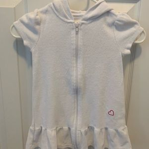 Other - Toddler girls coverup, size 4t, nwot